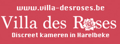 Villa Des Roses te Harelbeke